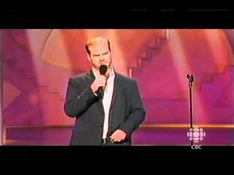 Jim Gaffigan - Camping, waking up, and bacon