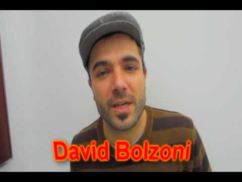 David Bolzoni - Saludando por mi cumpleaos