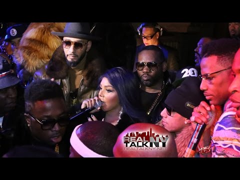 HOT NEW VIDEO: Fabolous Throws A 90's Theme Birthday Party In NYC