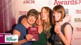 Highlights from the RCNi Nurse Awards 2017