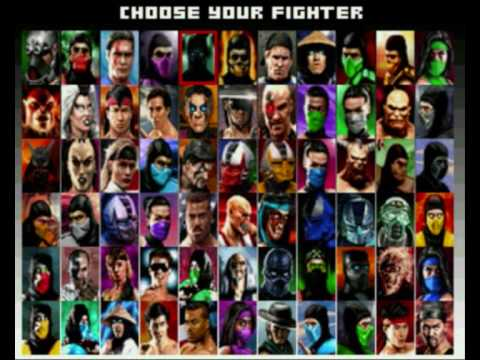 Image Result For Choose Your Fighter Mortal