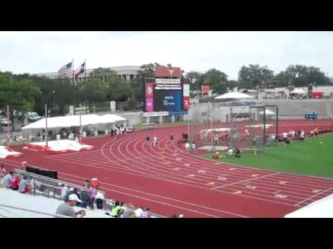 NCAA West Track & Field: May 23, 2013