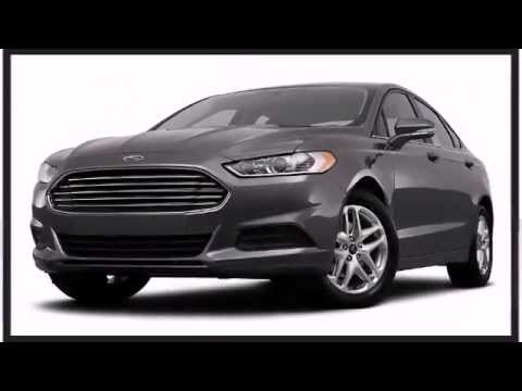 2013 Ford Fusion Video