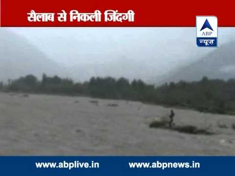 Flood alert in Jammu and Kashmir l 22 people killed so far l Jhelum flows above safety mark