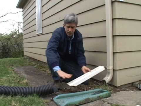 Storm Water Drainage Tips Youtube