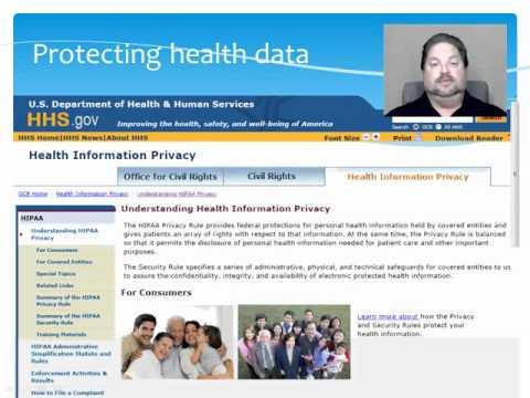 Data Privacy Fundamentals
