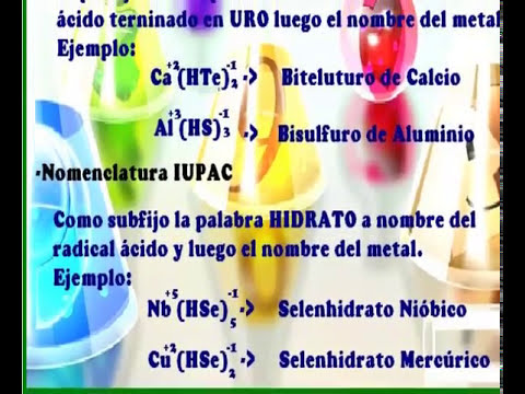 COMPUESTOS HIDROGENADOS (binarios,ternarios y cuaternarios)