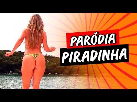 PARÓDIA PIRADINHA Gabriel Valim ♫ Pirão com Farinha Tema de Valdirene da novela Amor à Vida