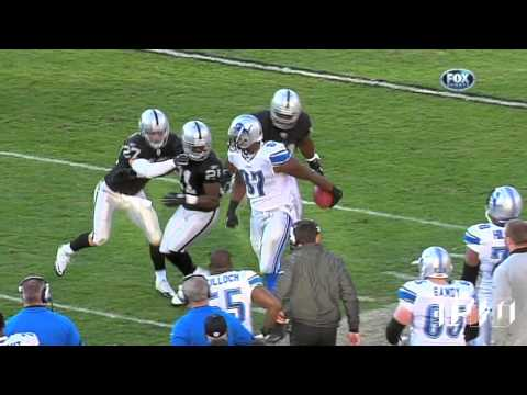 Detroit Lions 2011-2012 : I Could (HD)