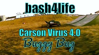 SUPER MARIO RC VIRUS Carson Virus 1:8 Buggy Bug Basher
