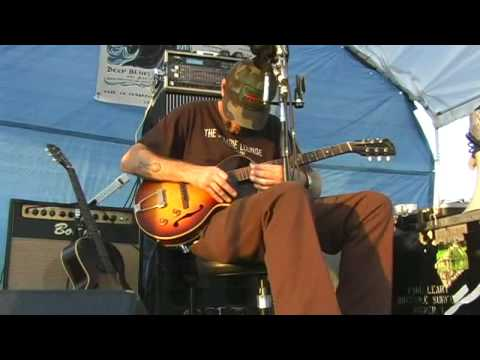 Scott Biram: You've Got to Move: Mississippi Fred McDowell: Deep Blues Festival Summer '08