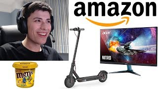 Giving My Subscribers $6,000 To Spend On Amazon