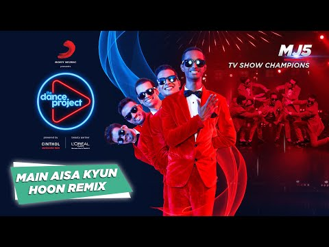 Main Aisa Kyun Hoon - Electronic Dance Music | MJ5 | 3D Animation | Lakshya