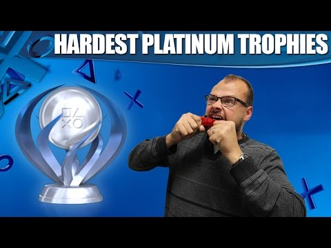 The 7 Hardest Platinum Trophies on PlayStation