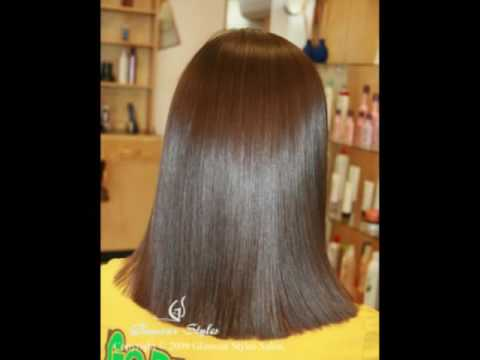 Japanese Thermal Hair Straightener Istudio Salon College
