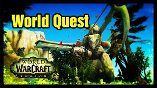 WANTED Devouring Darkness Quest WoW