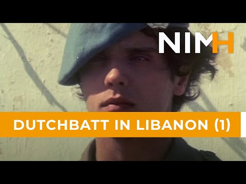 Dutchbatt in Libanon (1)