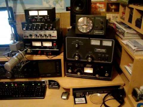 Ham Radio Station - G0SEC