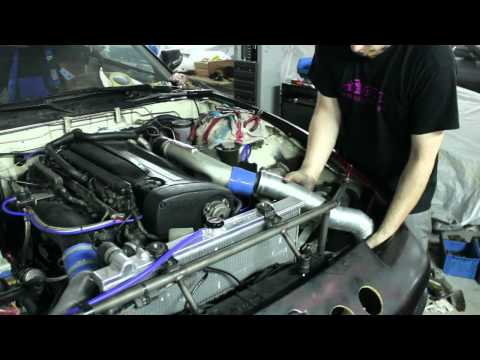 David's S13 200SX RB26DETT || Resurrection