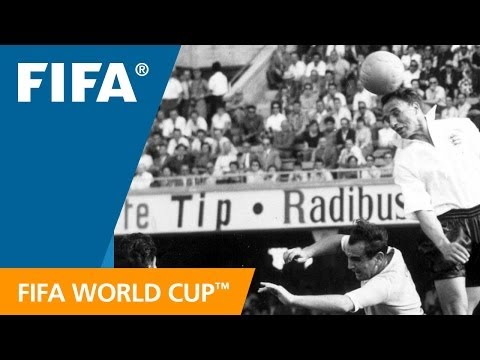 CLASSIC WORLD CUP: Uruguay - England, Switzerland 1954