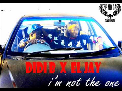 Didi B X El Jay - I'm Not The One (kiff No Beat) video