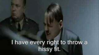 Hitler Responds to the Super Wal-Mart Invasion
