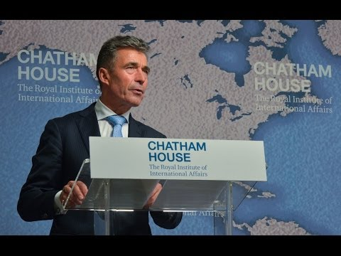 Future NATO - Speech NATO Secretary General at Chatham House, London, 19 June 2014 - Part 1/2