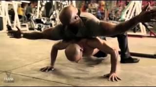 CT FLETCHER & Frank Medrano Workout! Watch this