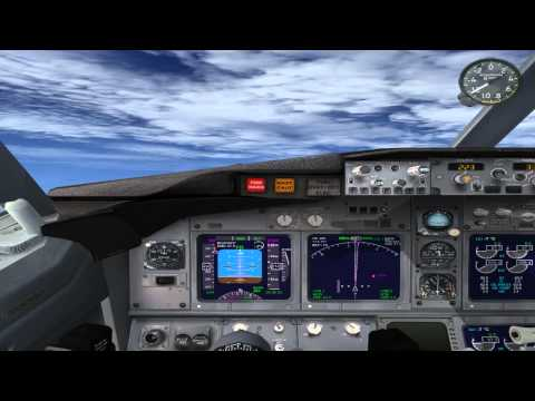 FSX Vomit Comet mission