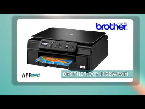 BROTHER DCP J152W WIFI