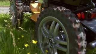 TERRAINHOPPER: Choosing a Wheel Chair Testimony, Mobility Scooter, Off Road Wheelchair