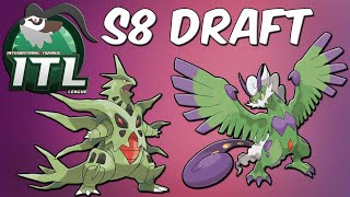 ITL S8 Sydney Sharpedoes Draft Analysis + Playoff Predictions