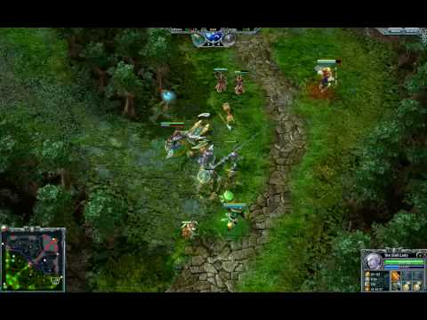 Heroes of Newerth: QuC vs PS 2/5