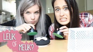 Table Zwoosh Ball met MeisjeDjamila | LEUK OF MEUK?