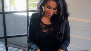 Maleda Snesa - Lidiya Befkadu - Cover Song - Dereje Kebede - AmlekoTube.com