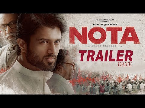 Vijay Devarakond's NOTA Movie Trailer | Vijay Devarakonda | Latest telugu Trailers | filmylooks