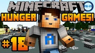 "Minecraft HUNGER GAMES - w/ Ali-A #18! - ""COME BACK HERE!"""