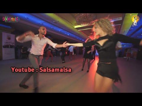 Anna Zidaru & Ian Jack Social Salsa  | 1.EIDC