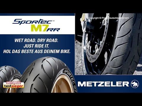 Metzeler Sportec M7 RR - Werbespot 2015