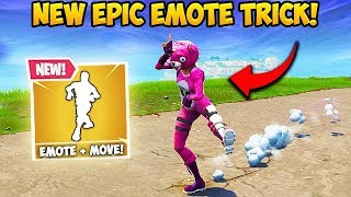 NEW SUPER OP EMOTE TRICK! - Fortnite Funny Fails and WTF Moments! #400