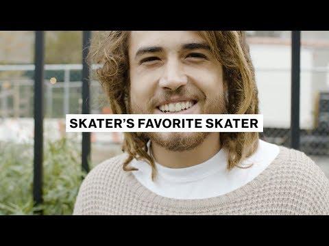 Skater's Favorite Skater | Yaje Popson