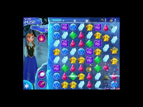 Disney Frozen Free Fall - Level 76 [Gameplay Walkthrough]