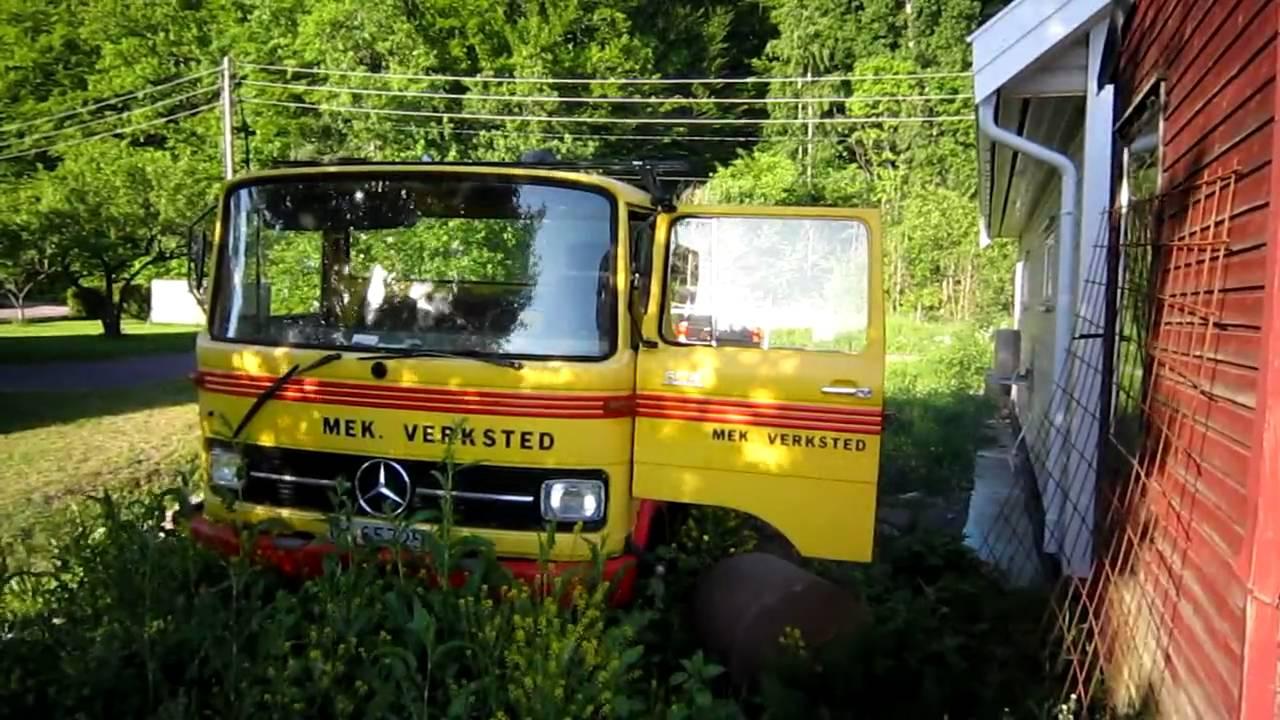Mercedes verksted