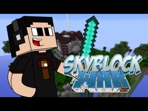 Skyblock Wars Mapa Actualizado Minecraft 1.5.2