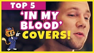 In My Blood COVER Shawn Mendes (Top 5 Favorite Covers)