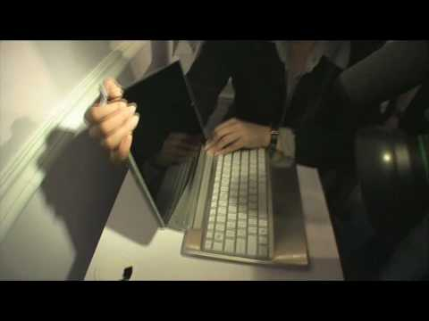 Asus Eee Pad EP121 tablet at Computex 2010