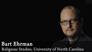 Video: Differences & discrepencies are proof Biblical stories been revised again and again - Bart Ehrman