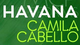 Havana Camila Cabello F Young Thug By Molotov Cocktail Piano