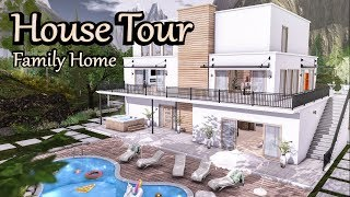 House Tour - Family Home - Second Life