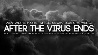 Allah Tells Us What He Will Give After The Plague Ends